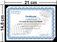 Certificado de Digitação